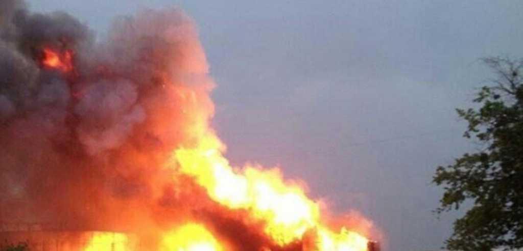 Около 20 погибших: На химическом заводе прогремел мощный взрыв