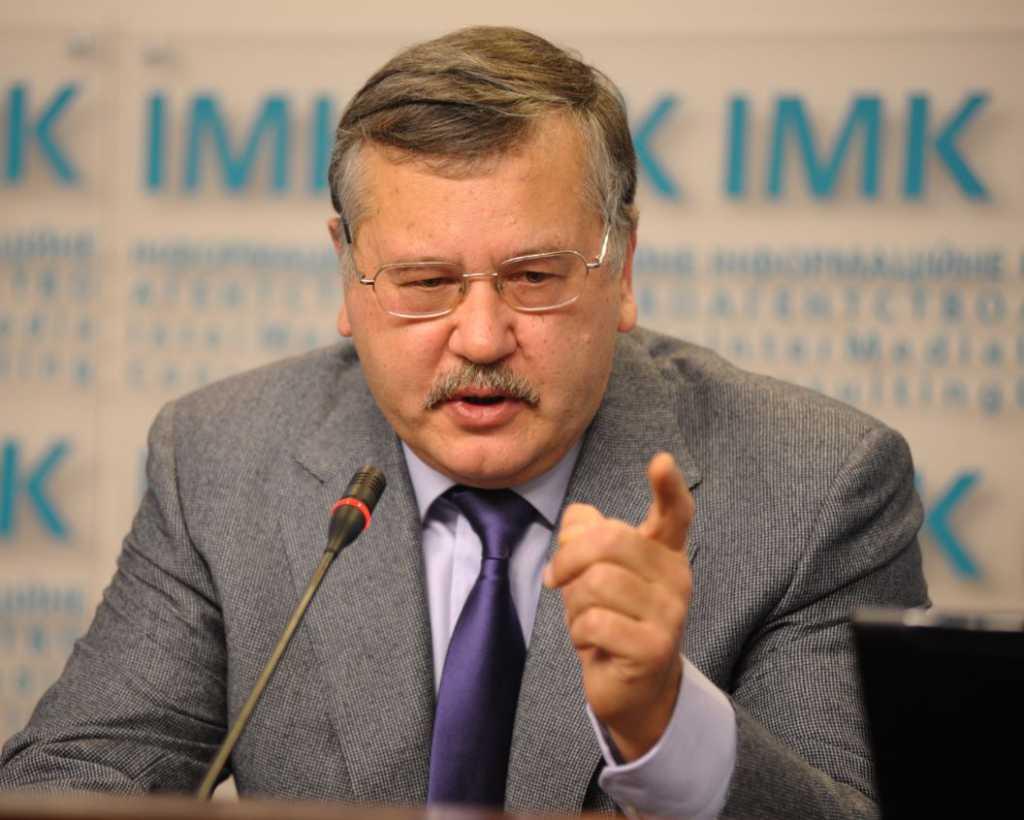«Я ему это в глаза тогда говорил …»: Гриценко откровенно рассказал о ссоре с Порошенко