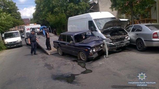Страшное ДТП в Закарпатье: пострадала беременная женщина и еще два человека