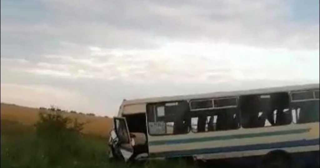 «Лоб в лоб столкнулся с автобусом»: На Львовщине произошло жуткое смертельное ДТП