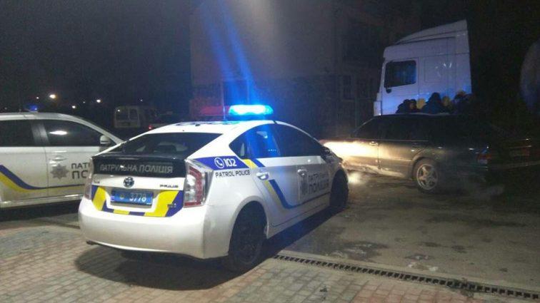 В Черновцах патрульные поймали за рулем пьяного чиновника