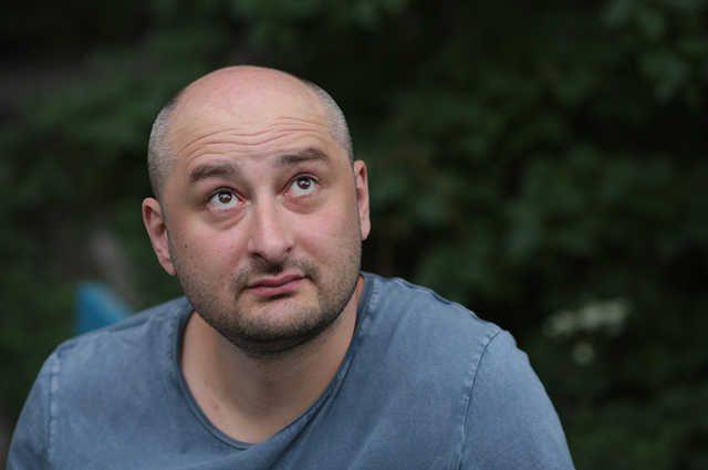 «Слушайте, товарищи чекисты»: Бабченко готов пойти на отчаянный шаг. Такого никто не предполагал
