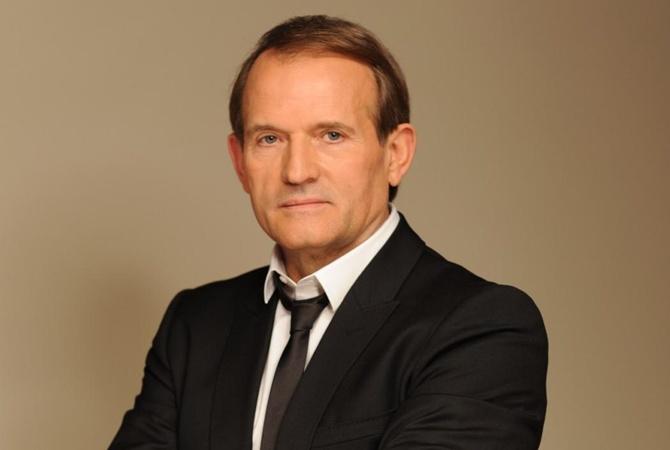 Медведчук будет баллотироваться в Верховную Раду: стало известно, в составе какой партии
