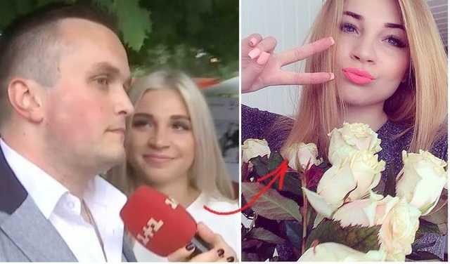 «Подрабатывала моделью, а сейчас юрист»: Что известно о 23-летней возлюбленной Холодницкого