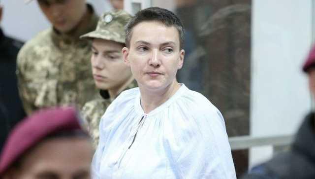 «Работает над законопроектами»: Помощница Савченко рассказала о состоянии удерживаемой