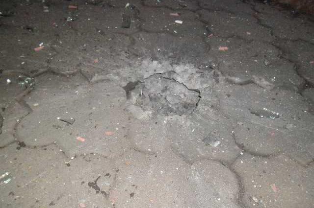 В дом известного дупутата бросили боевую гранату