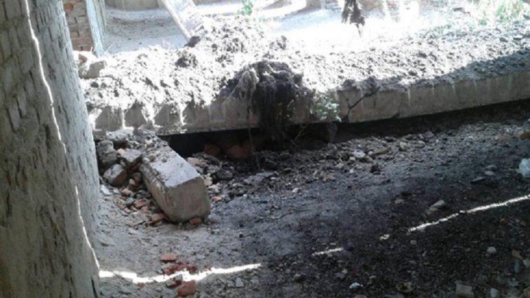 Детей просто раздавило: На Черниговщине трое парней погибли из-за обрушения бетонной плиты
