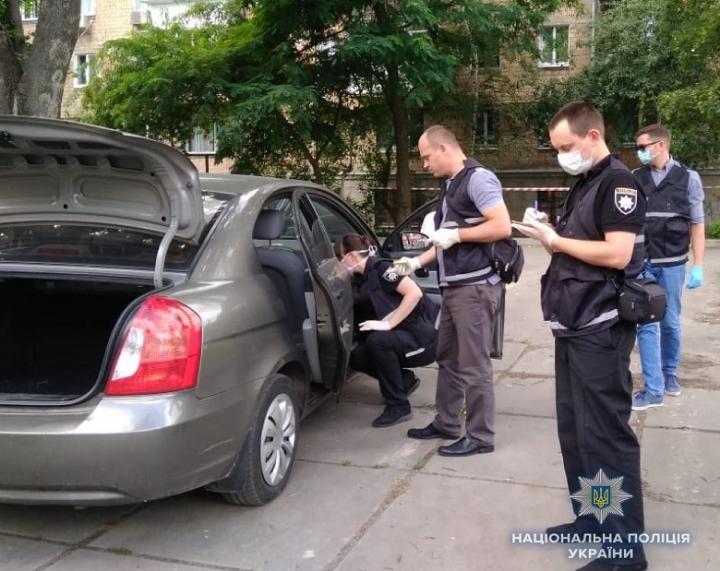 «Рецидивист с 5 судимостями»: В Киеве задержали подозреваемого в громком убийстве полицейского