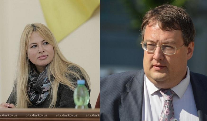 «Зацепил моего сына – удар был сильный»: Экс-жена Геращенко призналась, что стало причиной развода