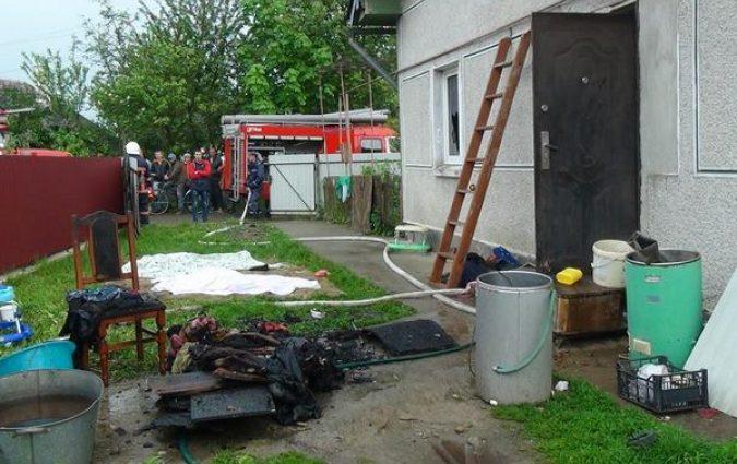 «Отец закрыл детей дома, а сам пошел в магазин»: На Прикарпатье трагически погибли двое маленьких мальчиков