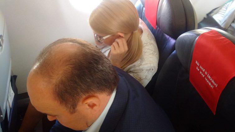 Убежала в Польшу вместо Рады: Тимошенко поймали во время тайного путешествия