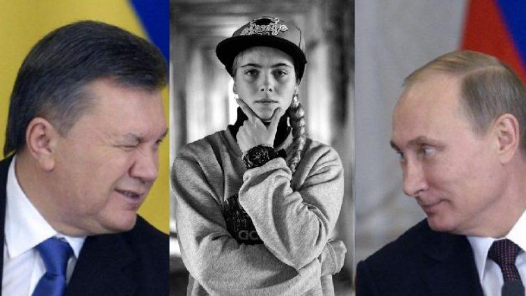 «Братуха» Путина и «Лучший друг» Януковича: Куда пропала и чем занимается скандальная певица МС Анюта. Такого от нее не ожидал никто