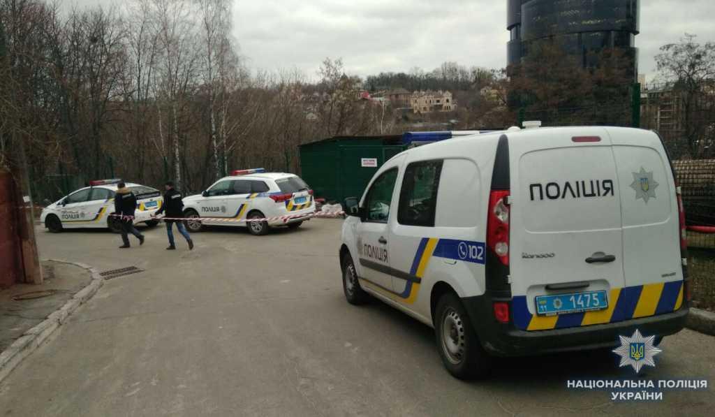 «Убил мужчину и ранил женщину»: В центре Киева милиция со стрельбой задержала поляка