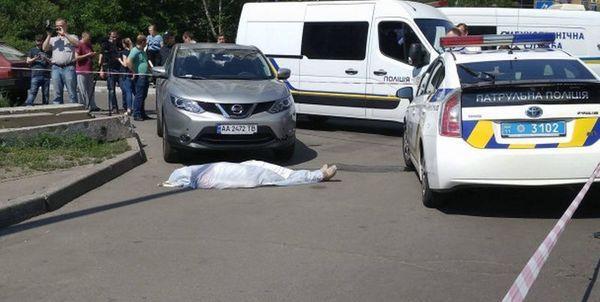 «Выстрелом в спину»: В Бердянске убили известного активиста
