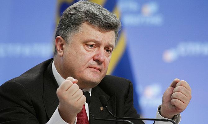«И ему оно чешется»: Порошенко прокомментировал переговоры Трампа и Путина
