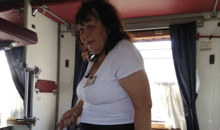 «Не знаешь русский — иди и учи, националист»: Во Львове агрессивная проводница нахамила пассажиру и отказалась разговаривать на украинском