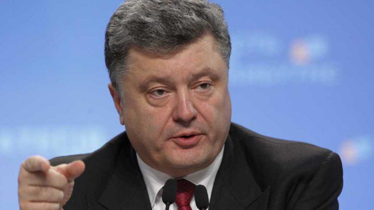 «Украина — «мать» русской церкви»: Порошенко сделал резонансное историческое заявление