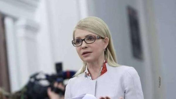 «Он хочет военное положение и чтобы все горело», — Тимошенко рассказала о договоренности Порошенко с боевиками