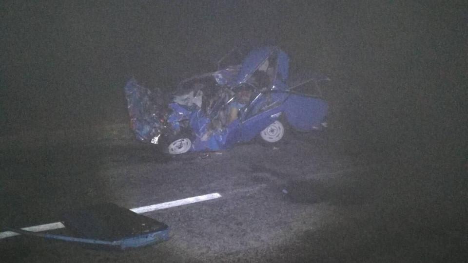 Ужасное ДТП в Запорожье: на месте аварии погибли люди