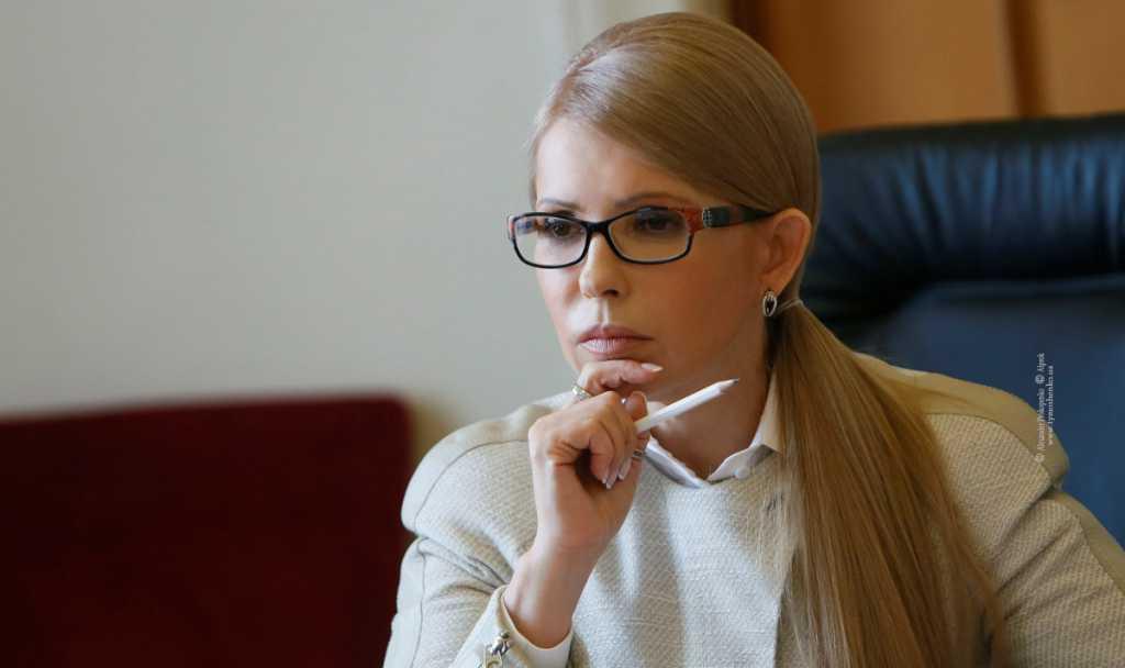 Известный блогер обвинил Юлию Тимошенко в уничтожении украинской армии