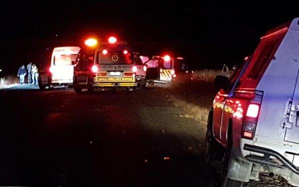 Возвращались с похорон коллеги: Неизвестные обстреляли автобус с таксистами, 11 погибших