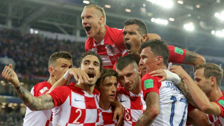 «Эта победа за Украину»: Футболисты сборной Хорватии, которые выбили Россию с ЧМ, сделали обращение к украинцам