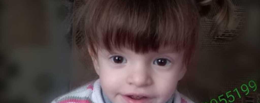 Этому ангелочку нужна дорогостоящая операция: помогите маленькой Яне услышать окружающий мир