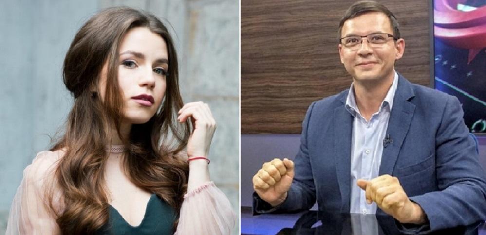 «Использовали мое имя»: Известная певица Кристина Соловей выдвинула скандальное обвинение нардепу Мураеву