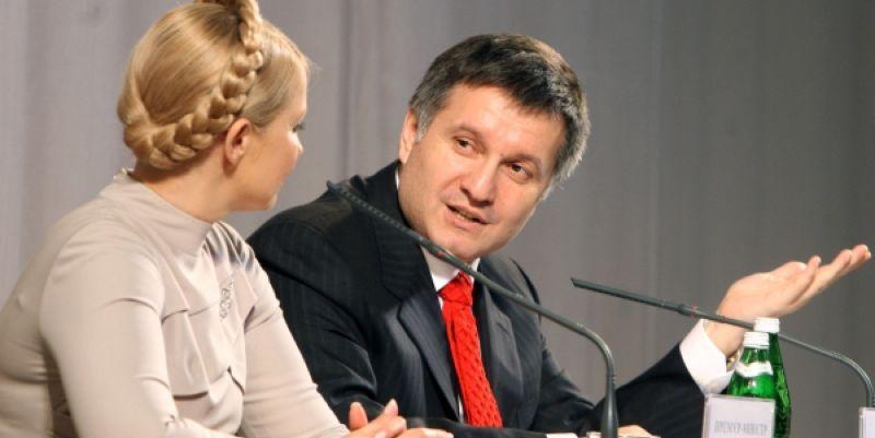 Аваков будет сотрудничать с Тимошенко: Известный политолог сделал громкое заявление