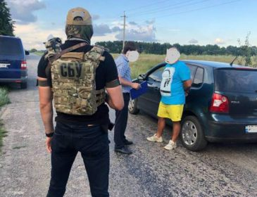 Взяточника-фискала взяли под стражу залогом в 250 000 гривен