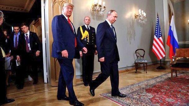 «Хороший старт для всех»: Трамп прокомментировал переговоры с Путиным