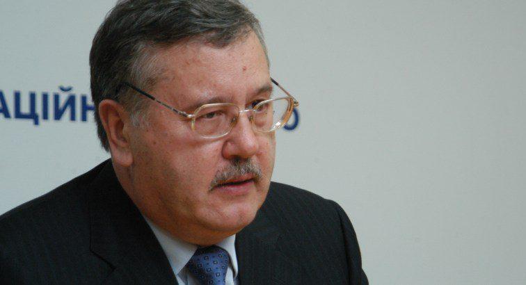 «Понимаю стоимость этого кресла»: Гриценко сделал громкое заявление о президентских выборах