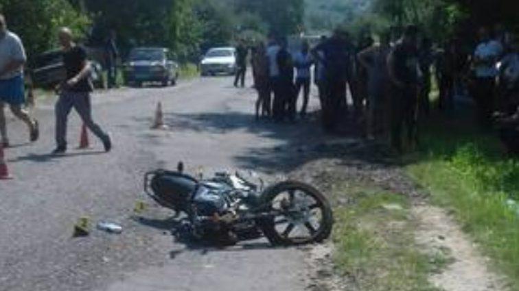 «От полученных травм скончался на месте»: В ДТП разбился мотоциклист