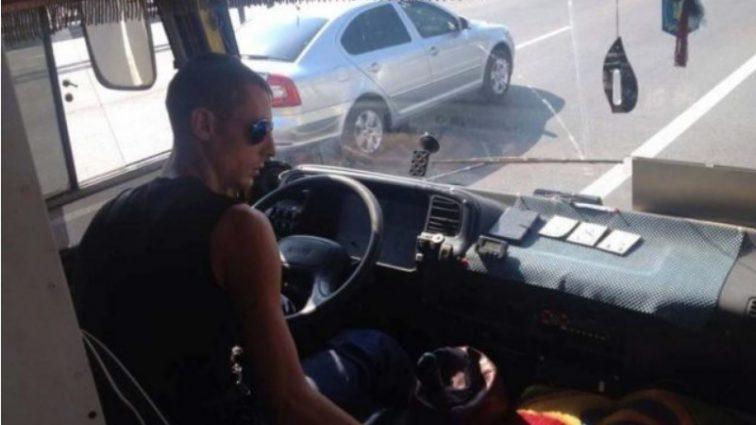 «Возвращался после курса химиотерапии»: Водитель маршрутки нагло выбросил из автобуса онкобольного АТОвця