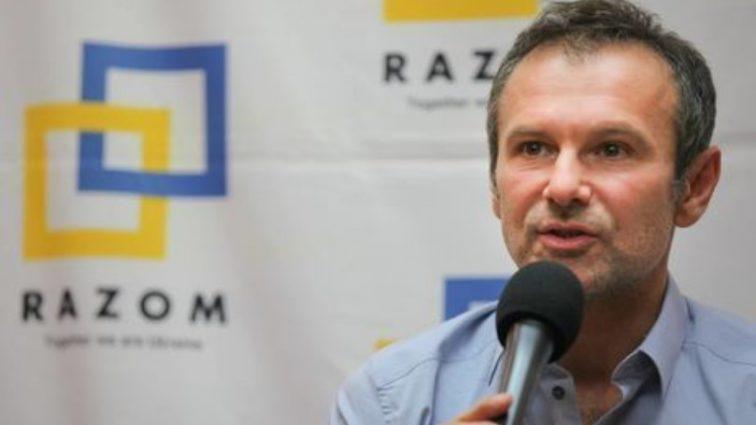 «Я встречался с этими людьми и не обсуждал с ними никаких тем»: Вакарчук сделал важное заявление