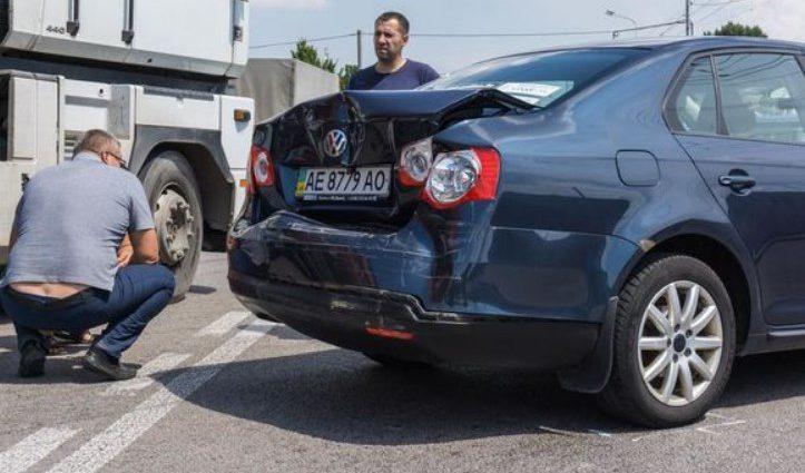 «Врезалась огромная фура»: В Днепре попала в аварию заместитель мэра