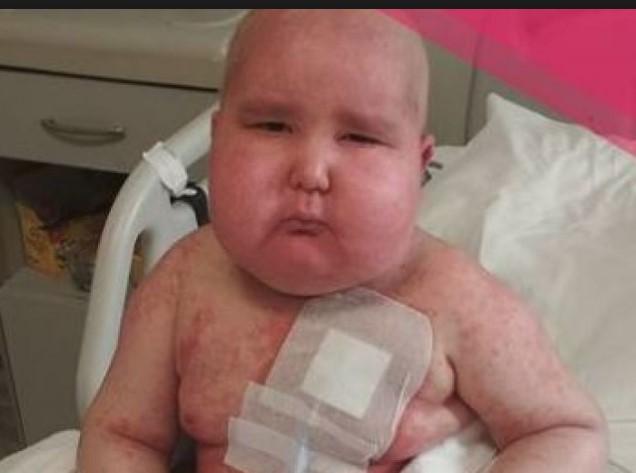 «Его болезнь достаточно редкая и малоизученная» Помогите спасти жизнь 5-летнего Владика