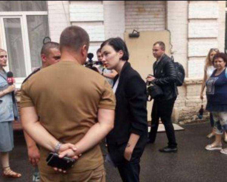 Скандальный ролик Порошенко: Приходько задержали по дороге на суд