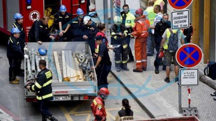 «В тяжелом состоянии в искусственной коме»: Рассказали новые подробности о украинцах, что пострадали на строительстве в Праге