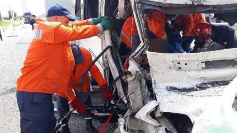 Смертельное ДТП под Житомиром: среди жертв есть трое иностранных граждан