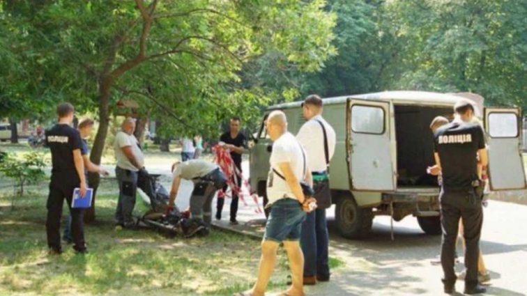В Одессе умер прохожий, которого отказалась забирать «скорая»