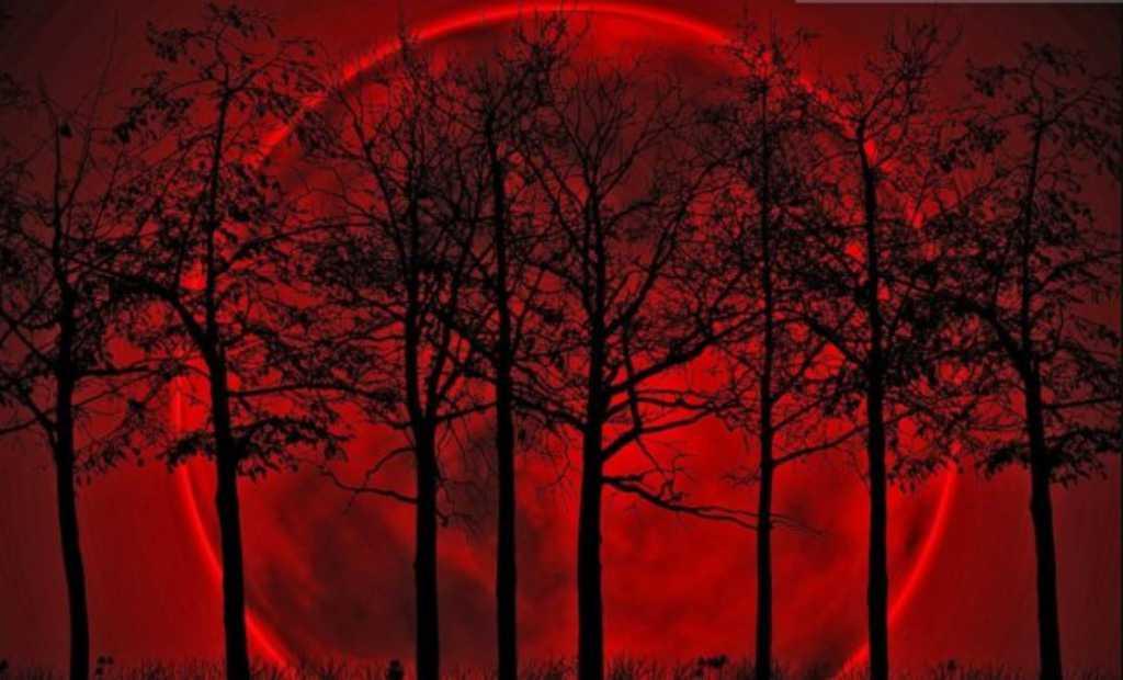Сегодня станем свидетелями уникального лунного затмения: как это явление может изменить жизнь каждого