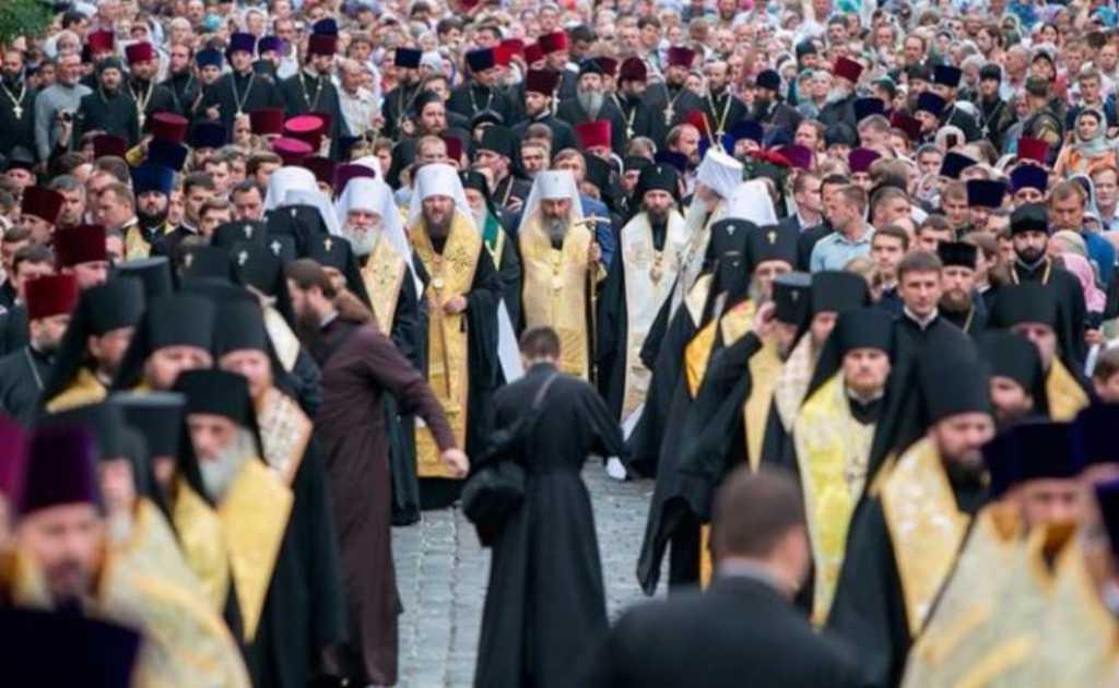 Улицы Киева будут полностью ограничены, а все из УПЦ МП