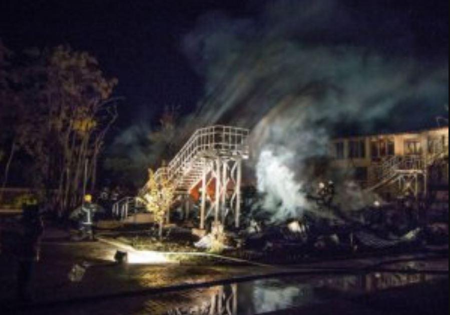 «Нашли часть челюсти и кости»: Остатки сгоревших в прошлом году детей нашли в Одессе