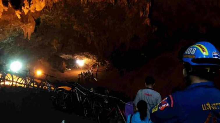 Детей держат в масках, это ад: рассказали неизвестные подробности спасения из пещеры в Таиланде
