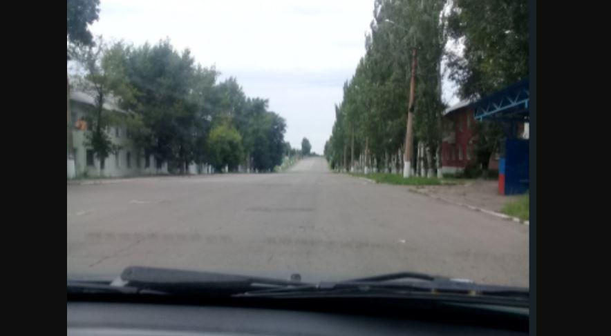 В Сети показали «мертвый» город на захваченном Донбассе