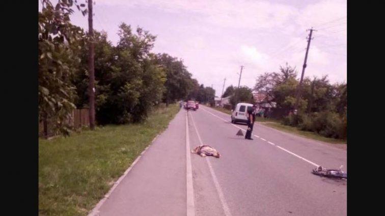«Женщина погибла на месте»: На Львовщине пьяный депутат насмерть сбил велосипедистку