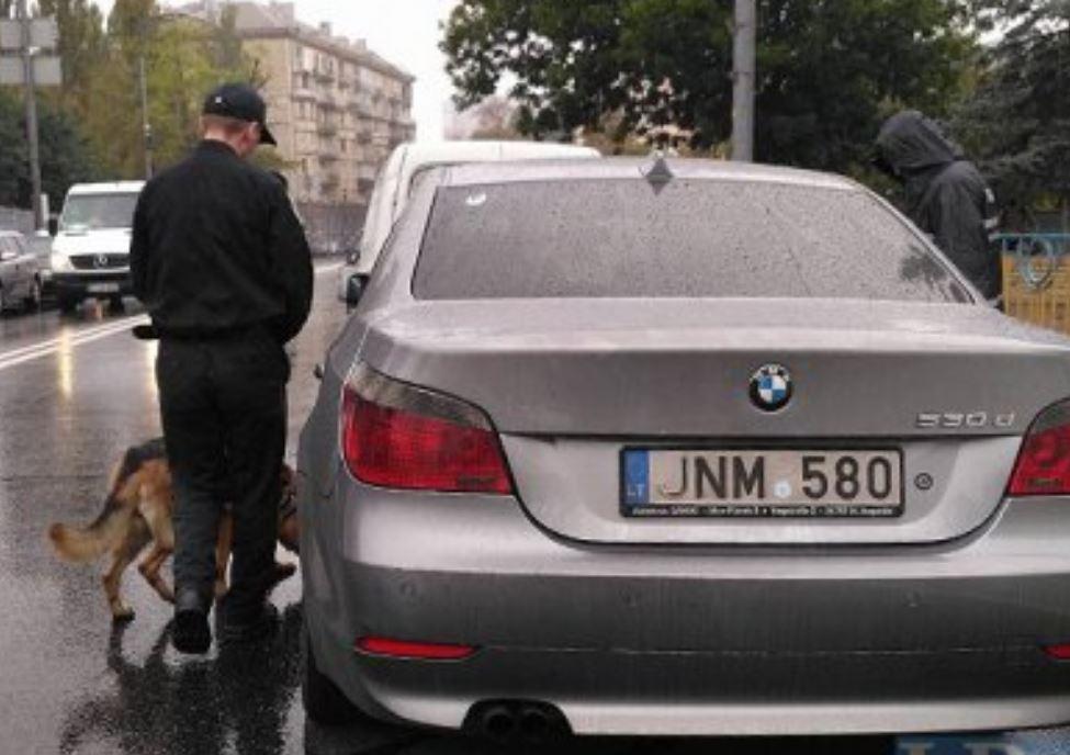 Нововведения: За что теперь будут штрафовать водителей на иностранной регистрации