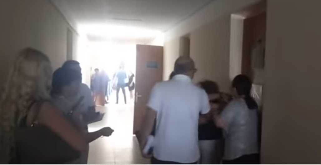 «Состояние так себе. Но живая»: Жена депутата Опоблоку набросилась на журналистку