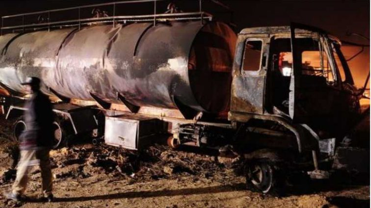 Люди сгорели заживо: в страшном ДТП погибло 32 человека
